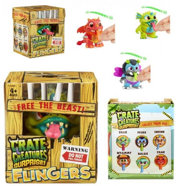 Crate Creatures Surprise Flingers Series 3 (Sortiert)