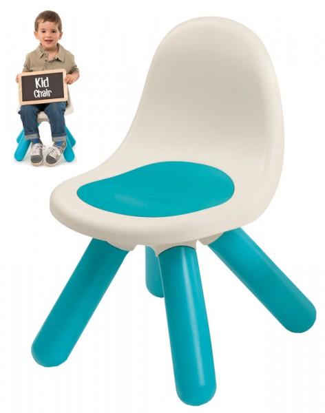 Kinderstuhl für Drinnen & Draußen (Türkis)