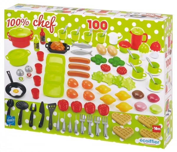 100-teiliges Küchenzubehör-Set