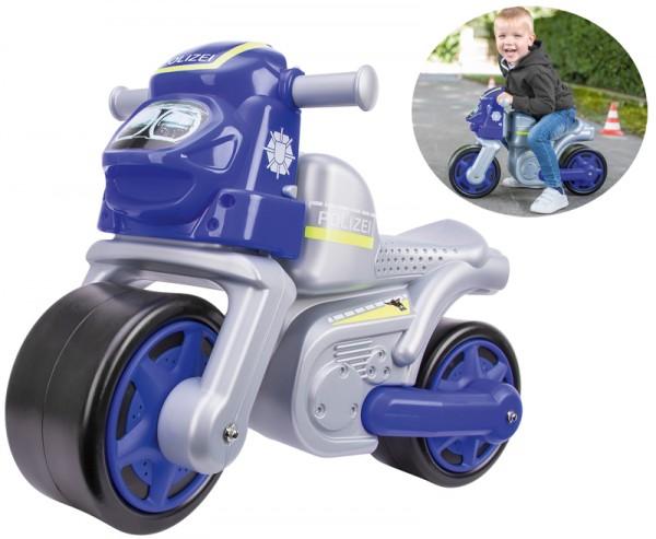 Sport-Bike Motorrad Polizei (Blau)