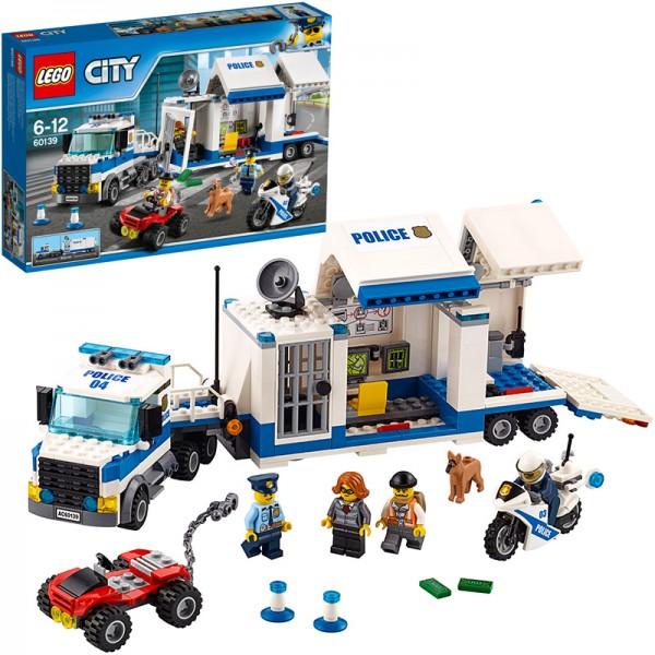 City Mobile Einsatzzentrale 60139