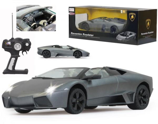 RC Lamborghini Reventón Roadster 1:14 40 MHz (Grau)