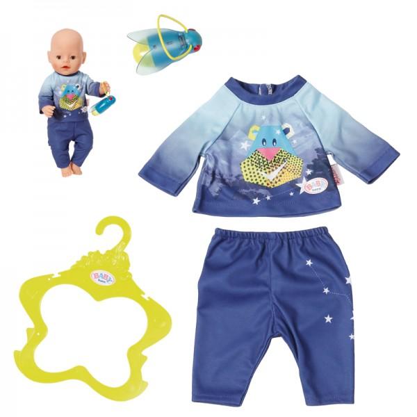 Baby Born Play&Fun Nachtlicht Outfit 43 cm (Blau)