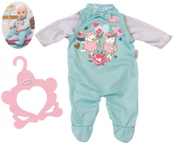Baby Annabell Strampler 40 - 46 cm (Mint)