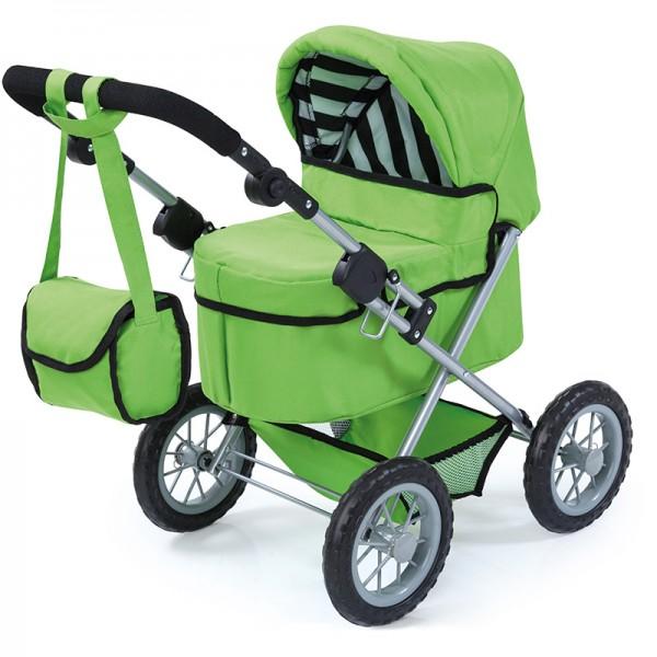 Mein erster Puppenwagen Trendy (Grün)