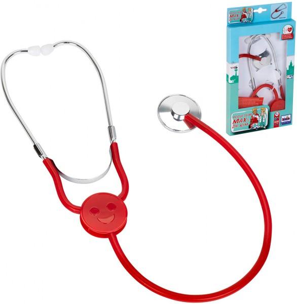 Stethoskop aus Metall mit echter Funktion