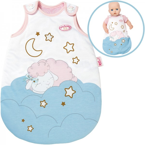 Baby Annabell Sweet Dreams Schlafsack 43 cm