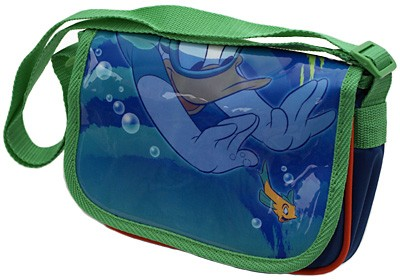 Disney Kindergartentasche Donald (Grün-Blau)