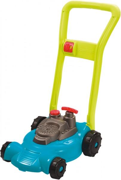 Rasenmäher für Kinder (Petrol-Grün)