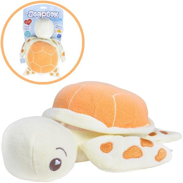 SoapSox Kuschelfreund und Badeschwamm Schildkröte