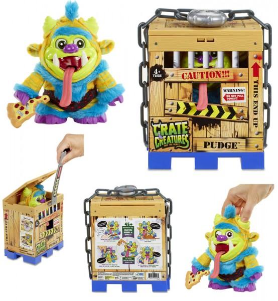 Crate Creatures Surprise Monster Pudge (Bunt)