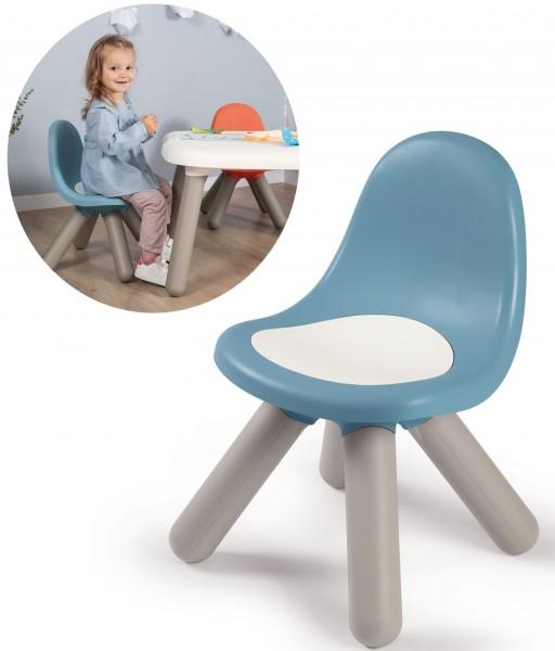 Kinderstuhl für Drinnen & Draußen (Sturmblau)