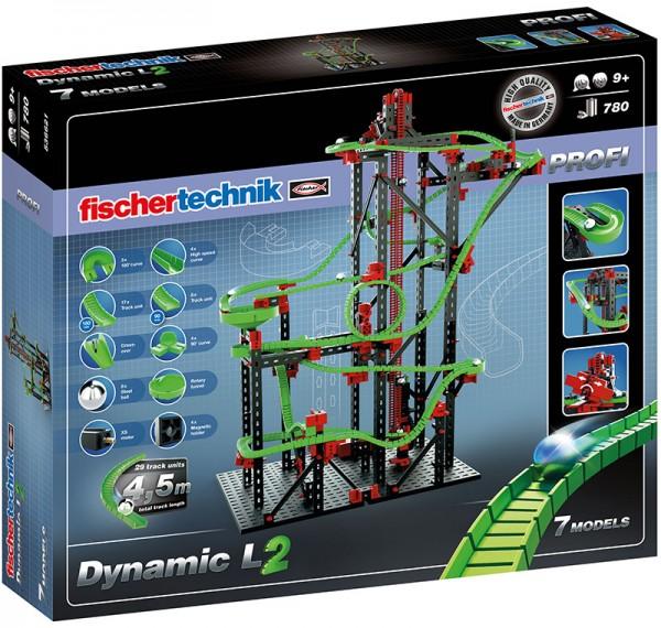 Fischertechnik Profi Dynamic L2 Kugelbahn