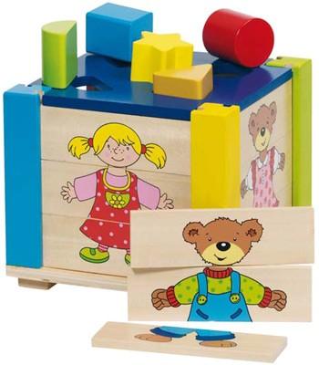 Puzzlebox & Formenkiste