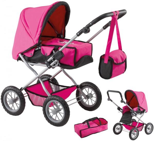 Puppenwagen Combi Grande (Pink)