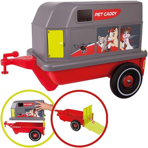 Bobby-Car Pet Caddy Tieranhänger