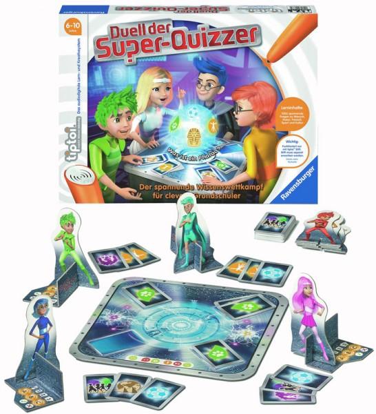 Lernspiel Tiptoi Duell der Super-Quizzer