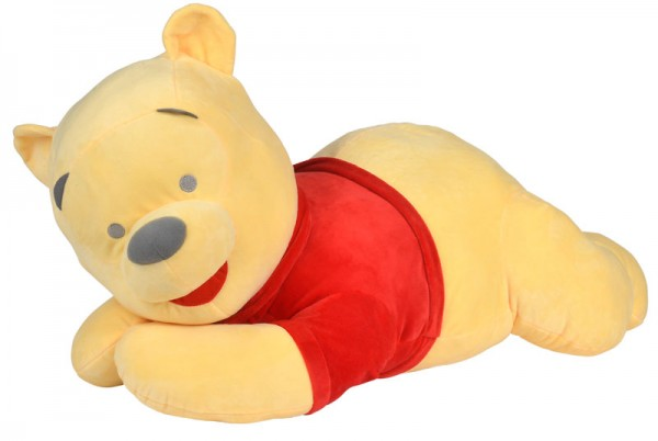 Disney Winnie Puuh Kuschelalarm große XXL Plüschfigur 80 cm