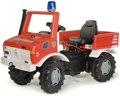 RollyFire Mercedes Unimog Feuerwehr (Rot)