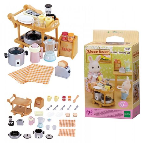 Sylvanian Families Küchen-Einrichtungs-Set