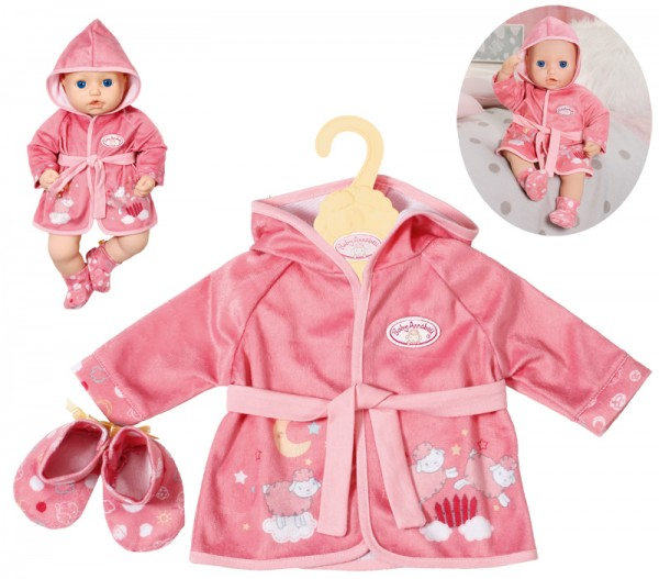 Baby Annabell Sweet Dreams Bademantel 43 cm