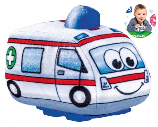 Ministeps Krankenwagen-Flitzer