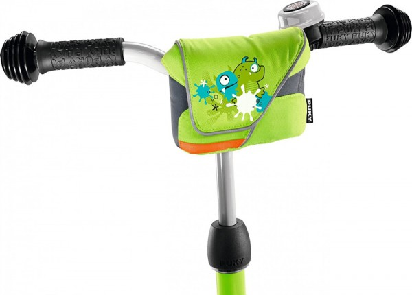 Pukybag Lenkertasche LT1 für Laufrad & Co (Kiwi)
