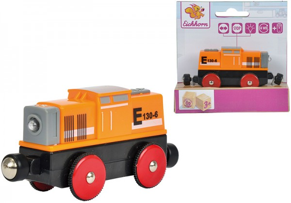 Eisenbahn-Set Rangier E-Lok