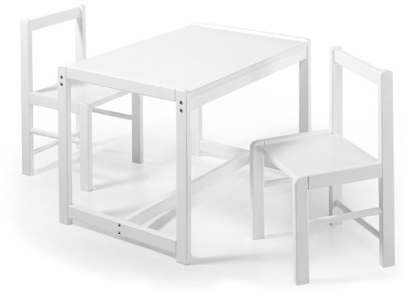 Kindersitzgruppe Sammy (Weiß)