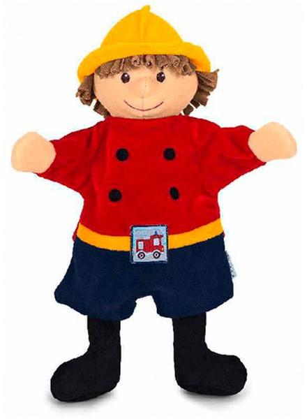 Handpuppe Feuerwehrmann