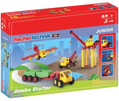 Fischertechnik Junior Jumbo Starter