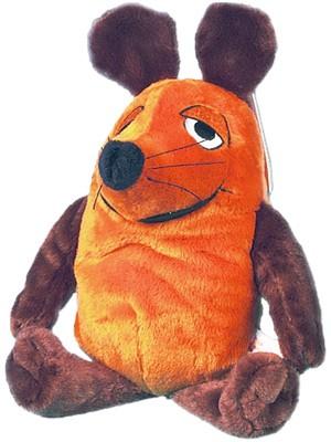 Sendung mit der Maus Die Maus (Orange)