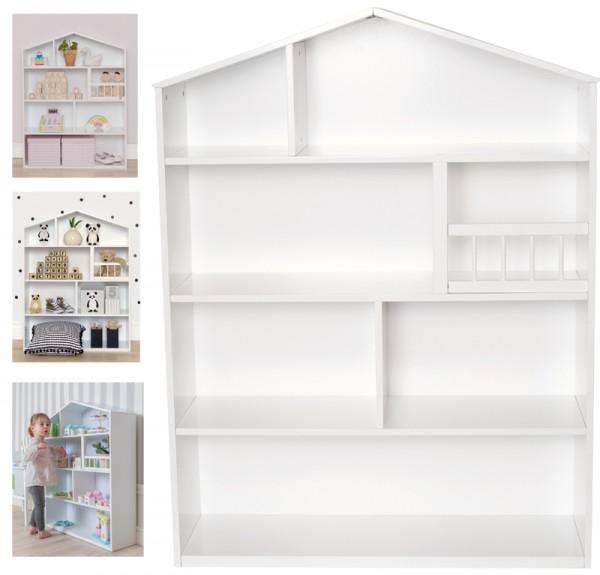 Setzkasten Haus XXL 75 x 99 cm (Weiß)