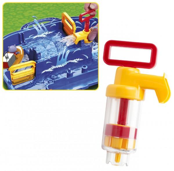 Wasserpumpe für Wasserbahn