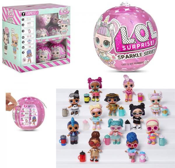 L.O.L. Suprise Sparkle Series (Sortiert)
