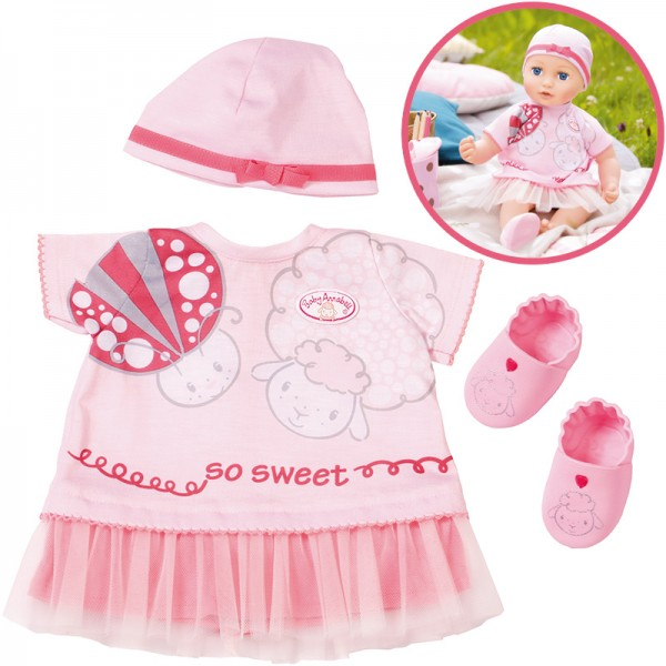Baby Annabell Deluxe Sommertraum (Rosa)