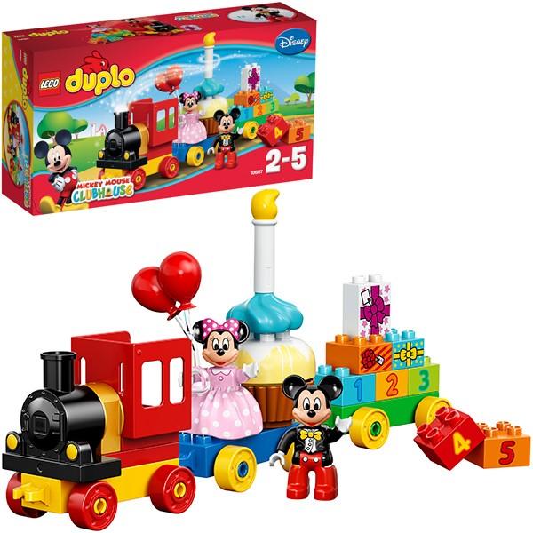 Duplo Disney Micky & Minnie Geburtstagsparade 10597