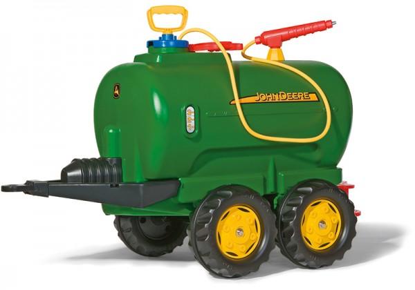 RollyTrailer Anhänger John Deere Tanker mit Pumpe und Spritze (Grün)