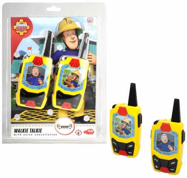Feuerwehrmann Sam Walkie Talkie