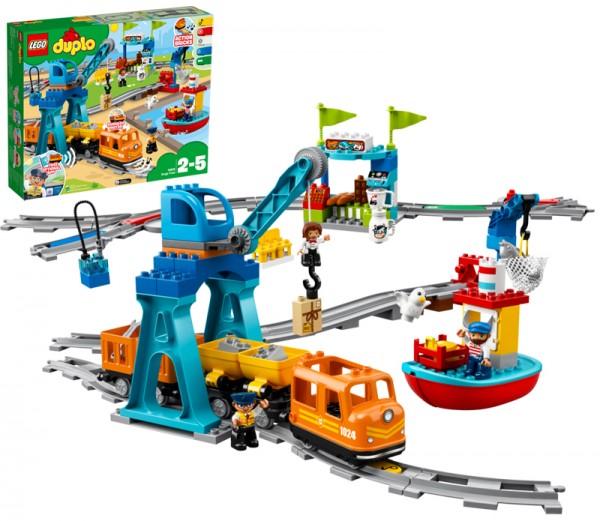 Duplo Güterzug 10875