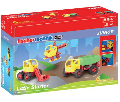 Fischertechnik Junior Little Starter