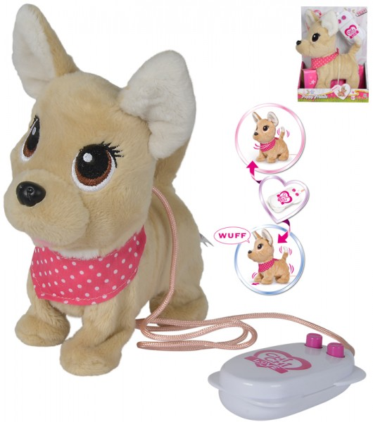 Chi Chi Love Puppy Friends Chihuahua mit Funktion (Beige)