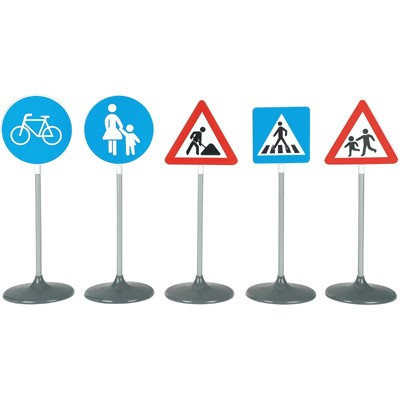 Verkehrszeichen Set 2
