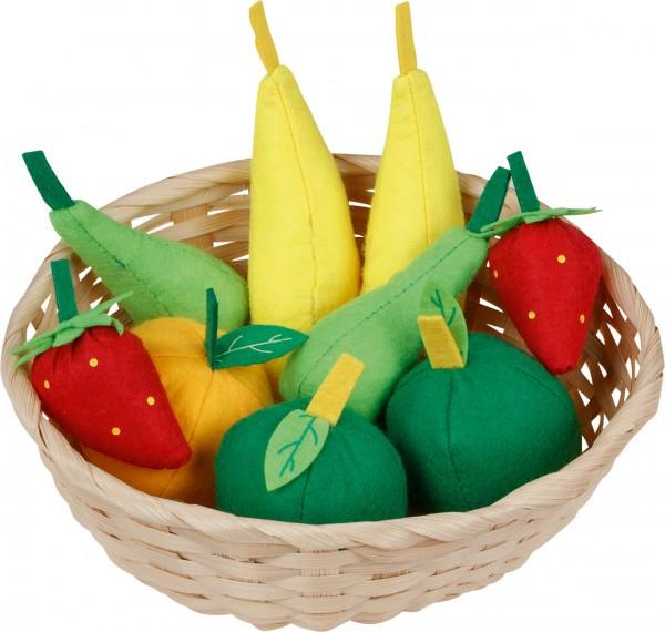 Leckeres Obst im Obstkorb