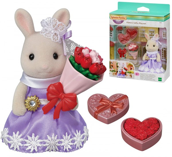 Sylvanian Families Town Series Valentinstags Set