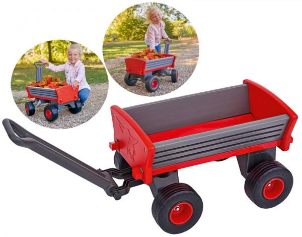 BIG-Peppy Handwagen (Rot)