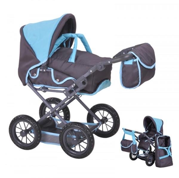Puppenwagen Ruby (Tec Blue)
