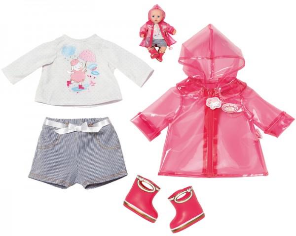 Baby Annabell Deluxe Regenspaß 40 - 46 cm (Pink)