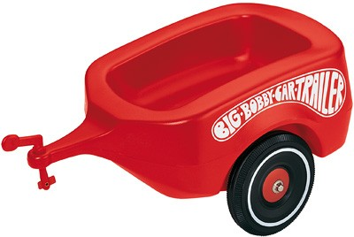 Bobby Car Anhänger (Rot)