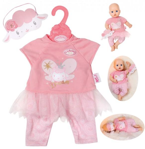 Baby Annabell Sweet Dreams Nachtfee 43 cm (Rosa)